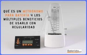 Imagen de cabecera del artículo Qué es un metrónomo y cuales son los beneficios de usarlo con regularidad.