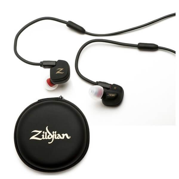 Zildjian lanza sus primeros monitores de oído para musicos, los Big Z